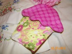 quilted cupcake pot holder
